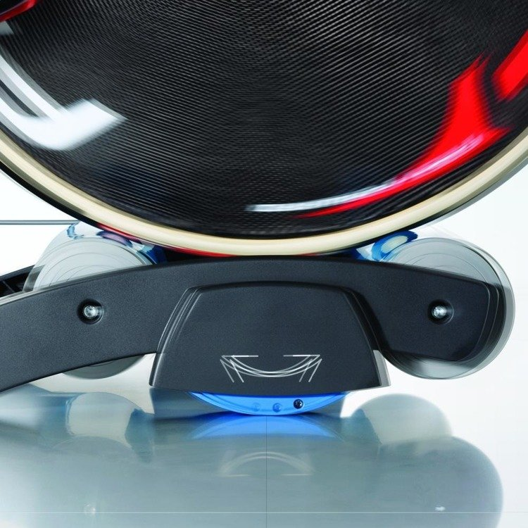 Tacx Galaxia - Trainer Rolle
